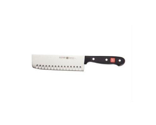 Wusthof Gourmet 6.5 inch Nakiri Vegetable Knife with Hollow Edge