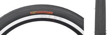 Primo Comet 16 x 1-3/8 Bicycle Tire, BSK 37-349, Black