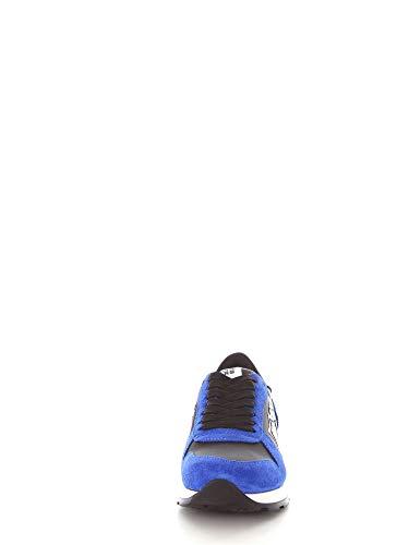 nero Donna Sneakers Blu Pelle Gemmanf10n Atlantic Stars ExfzqwYz0