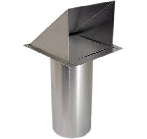 Metal Wall Vent 5 Inch Damper And Screen Sdwva 5 Ducting Components Amazon Com