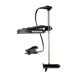 MotorGuide Tour Edition Trolling Motor (Foot/Bow, 82-Pound Thrust), Outdoor Stuffs