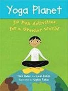 Yoga Planet Deck: 50 Fun Activities for a Greener World Yoga ...