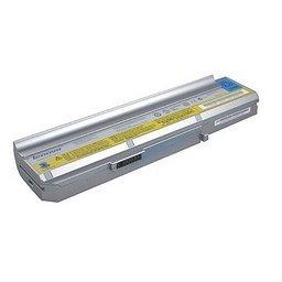 PortaCell (6 cells/Samsung, Hi-Capacity 5200mAh/56Wh, 10.8V) Laptop Battery Lenovo FRU 42T4516 for (3000 C200 Notebook)