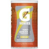 Gatorade G Series Powder Packs Lemon-Lime, 8-pack