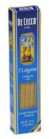 De Cecco 7 Linguine -- 16 oz - 2 pc