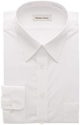 [CHRISTIAN ORANI] レギュラーカラースタンダードワイシャツ オールシーズン用 CR111