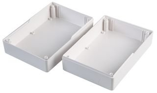 2 PART WHITE ABS CASE MULTICOMP AB88W