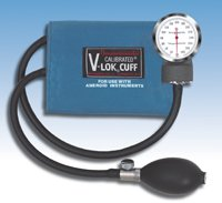 1279750 W A Baum Co Inc Aneroid Pocket With Adult V-Lok Ea 1050 Sold AS Individual