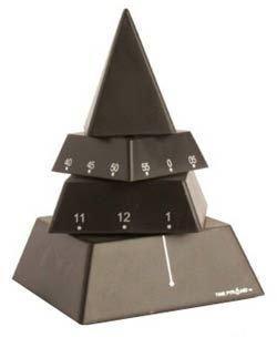 (Time Pyramid Clock )