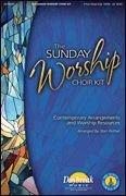 The Sunday Worship Choir Kit CD Preview CD