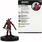 Marvel Heroclix Deadpool and the X-Force: Masacre #005