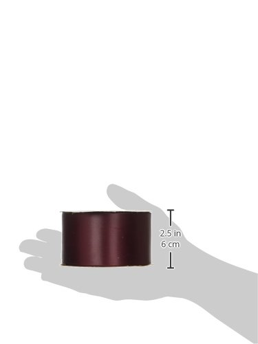 Burgundy Red 10 Yds Berwick Offray 2.25 Wide Double Face Satin Ribbon