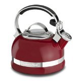 KitchenAid KTEN20SBER 2.0-Quart Kettle with Full Stainless S