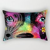 Elegancebeauty 16 X 24 Inches / 40 By 60 Cm Dogs Pillow Cases ,each Side Ornament And Gift To Father,valentine,study