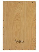 Download American Ash Cajon Replacement Front Plate - Tycoon Percussion ebook