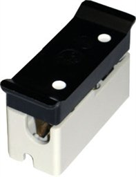 WYLEX REWIREABLE PUSH PLUG IN FUSE WIRE CARRIER 5 AMP WHITE