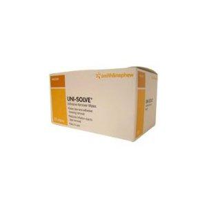 UNISOLVE WIPES UNI402300 Pack of 50 by BUFFALO HOSPITAL