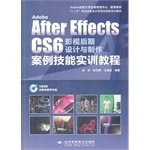 Download Adobe After Effects CS6 Design and video post-production skills training tutorial case(Chinese Edition) pdf