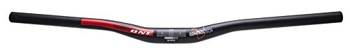 Control Tech C.T ONE1 Riser MTB Handlebar, Red, 9° up 5°  -700mm Control Tech Handlebar