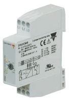 DPA53CM23 Electromechanical Relay 208V to 240VAC 5A SPDT (83x17.5x67.2)mm DIN Rail Monitoring Relay by CARLO GAVAZZI