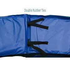 12' DELUXE BLUE TRAMPOLINE PAD & 3 ARCHE REPLACEMENT NET - $169 VALUE!!! by Trampoline Depot (Image #3)