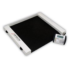 Detecto Portable Wheelchair Scale (The Amazing Detecto CR-500D Portable Wheelchair Scale)