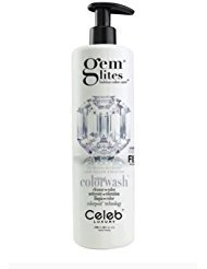 NEW!!!! Gem Lites Flawless Diamond Colorwash 25oz Pro Size by Celeb Luxury