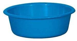 ALUMINIUM ET PLASTIQ Round Toilet Bowl 28 x 10 cm 4 L Blue