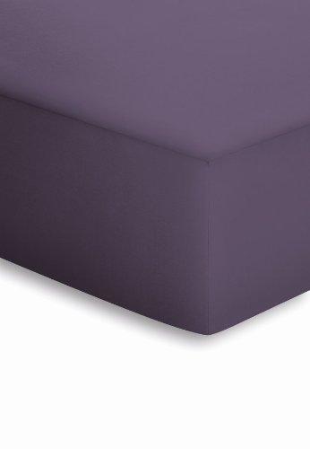 Schlafgut Spannbetttuch Microfaser Feininterlock Möbel Wohnen
