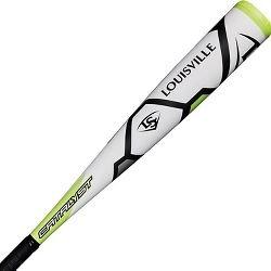 "Louisville Slugger Senior League Catalyst 17 2 3/4"" (-12) Baseball Bat"