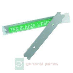 Keating 004900 Scraper Blade (Pack of 10) by Keating