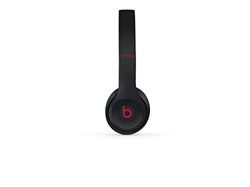Beats Solo3 Wireless On Ear Headphones The Beats Decade Collection Defiant Black Red Renewed Gear Up To Fit
