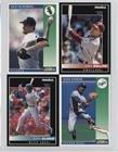 jack mcdowell - Jack McDowell; Dave Hollins; John Olerud; Juan Samuel (Baseball Card) 1992 Score/Pinnacle - Promo Panels #MHOS