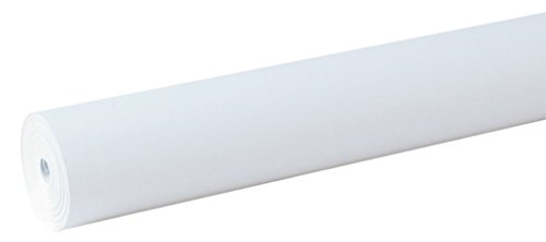 Fadeless 0057014 Art Paper Roll, Sulphite Acid-Free, 50 lb, 48