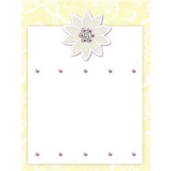 Mis Quince Printable Invitations (10 count) -
