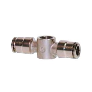 Camozzi Pro-Fit 6620 04-02 Double Banjo Fitting Push-In Tube 1//4 Brass