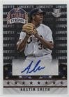 Austin Smith #103/170 (Baseball Card) 2015 Panini Stars and Stripes - Longevity Signatures #9