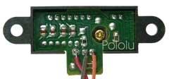 Sharp GP2Y0A02YK0F Analog Distance Sensor 20-150cm by Pololu (Image #1)