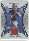 Trent Edwards #9/199 (Football Card) 2007 Upper Deck Trilogy - Sunday's Best Game-Used #SB-TE