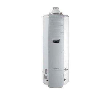 Optima – Calentador de agua a gas de suelo ad Accumulo electrónico Camera abierta 12