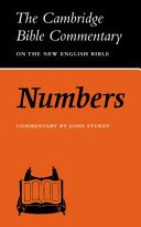 Numbers (Cambridge Bible Commentaries on the Old Testament)