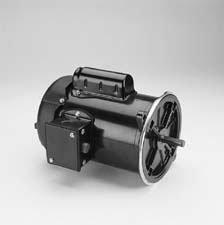 - Marathon F1202 48NZ Frame 48C17F11006 TEFC Farm Duty Auger Drive Motor, 1 Phase, Rigid Base, Capacitor Start/Run, Ball Bearing, 1/2 hp, 1800 RPM, 1 Speed, 115/208-230 VAC