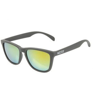 Nectar Myers Sunglasses Dark Gray Frame Gold UV - Sunglasses Myer