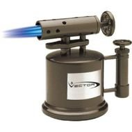 VECTOR TRI-PUMP TORCH TRIPLE FLAME LARGE BUTANE W- HANDLE 5