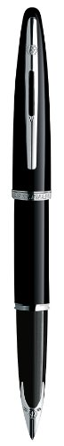 Waterman Carene Black Sea St Fountain Pen  (S0293970)]()