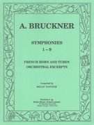 Symphonies 1-9, French horn and tuben orchestral excerpts