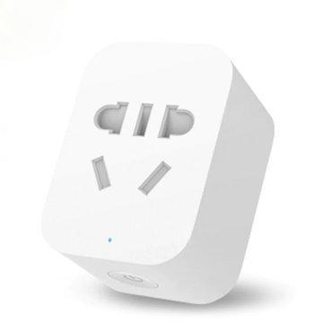 Original Smart Home Zigbee Version Smart Socket Work With Multifunctional Gateway - Smart Home XiaoMi Smart Home - 1 x Xiaomi Zigbee Version Socket (Gateway Socket)