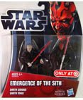 Star Wars Movie Heroes Exclusive Action Figure 2Pack Emergence Of The Sith - Darth Sidious