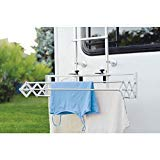 Compact Smart Dryer : Expandable Indoor/Outdoor Drying Rack by Compact Smart Dryer