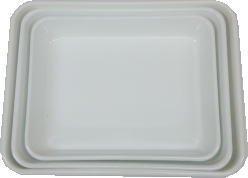 野田琺瑯 ホワイトバットラージサイズ3個セット(12取、15取、18取)